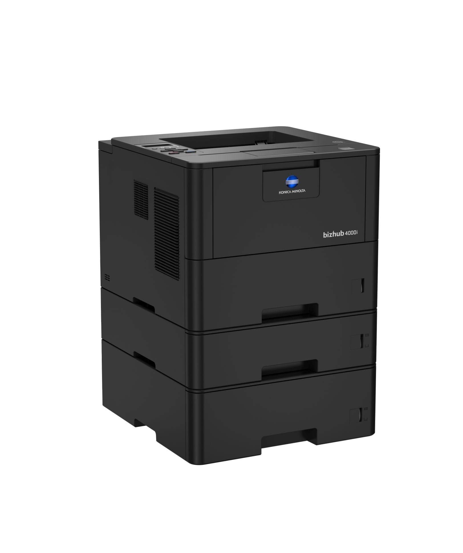 bizhub 4000i | Multifunctionele printer | KONICA MINOLTA