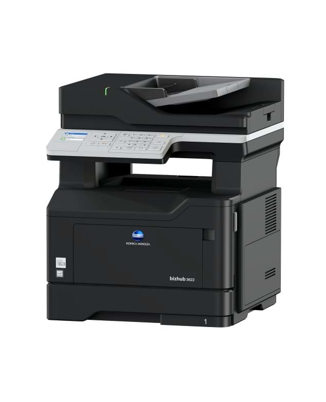 Konica Minolta bizhub 3622 office printer