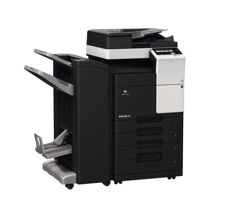 Konica Minolta bizhub 367 office printer