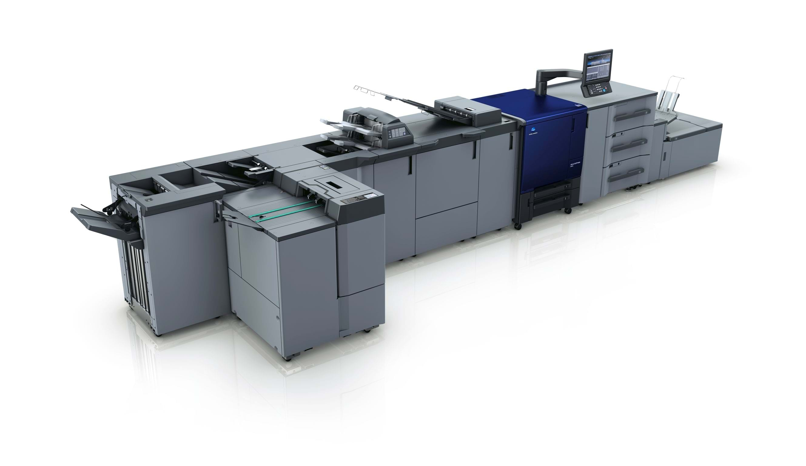 Konica Minolta accurioPress c83hc professional printer