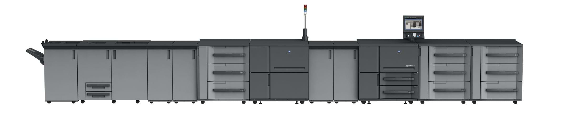 Konica Minolta bizhub press 2250p professional printer